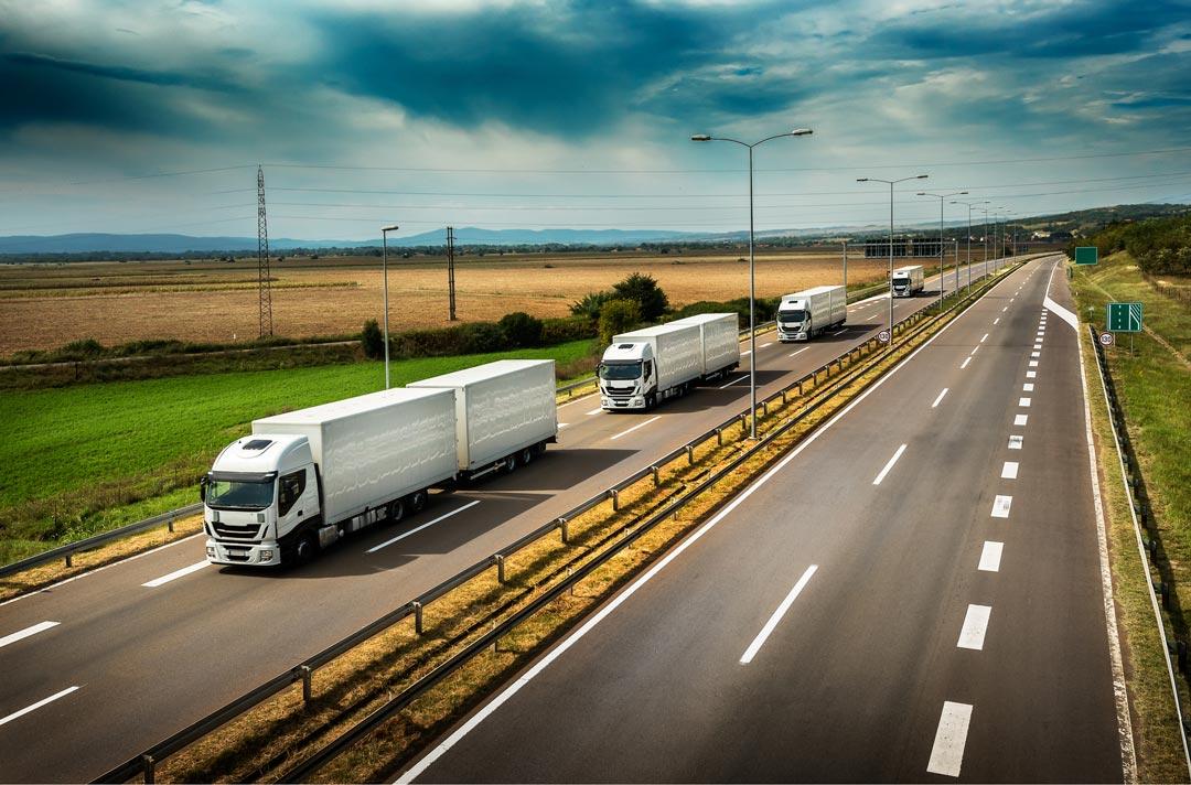 Convoyage véhicules poids lourds en France avec ET2R